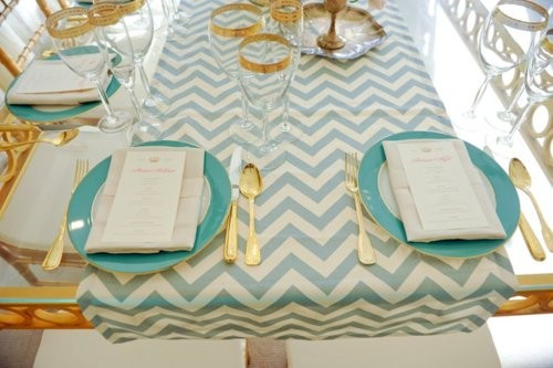 wedding tiffany gold